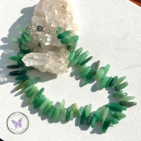 Green Aventurine Choker Necklace